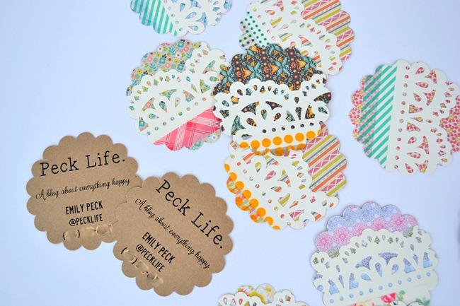 Handmade business cards rush and rest handmade business cards colourmoves