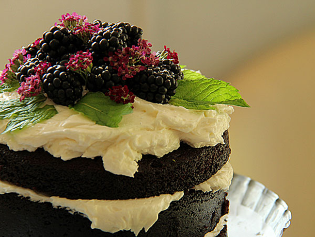blackberrycake
