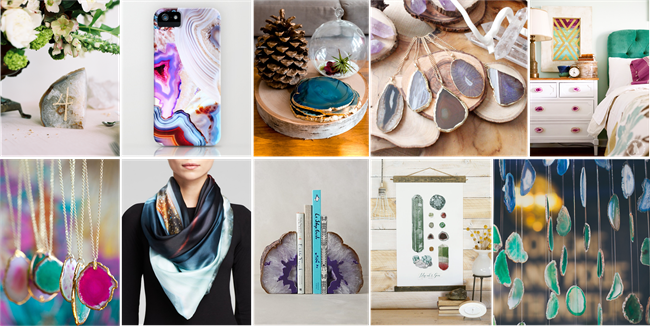 Holiday Gift Inspiration - Agate