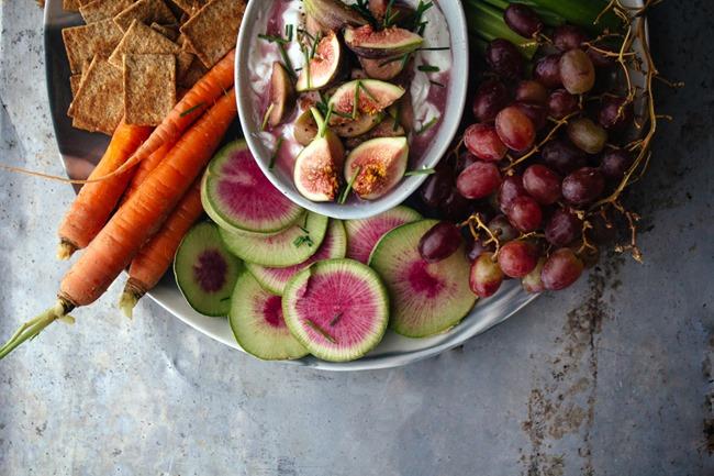 VegetarianVenturesGoatCheeseApp2